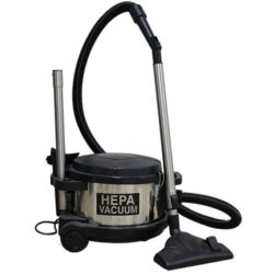 390HEPA Canister Style Vacuum
