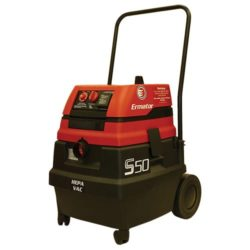 S50 Wet/Dry HEPA Vacuum with Power Tool Outlet