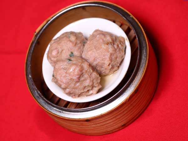 Steamed Beef Ball