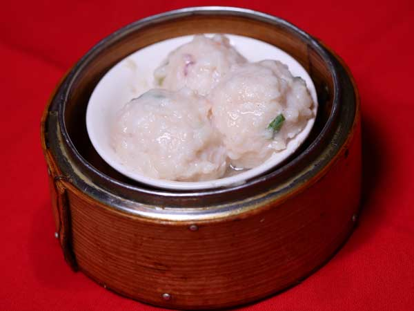 Steamed Fish Ball