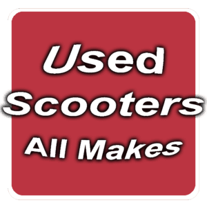 Used Scooters - All Makes